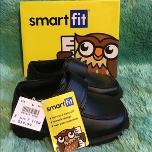 Smartfit WW Daniel Black Youth Shoes